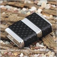Фото Зажигалка Zippo 200 ZP BRUSH CHROME ZIP GUARD