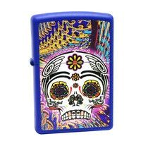 Фото Зажигалка Zippo 28470 DAY OF THE DEAD