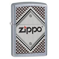 Фото Зажигалка Zippo 28465 ZIPPO RED AND CHROME