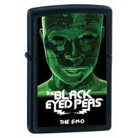 Фото Зажигалка Zippo 28026 Black Eyed Peas The End