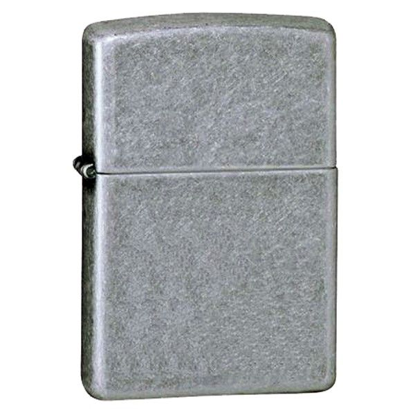 Зажигалка Zippo 121FB CLASSIC antique silver plate video