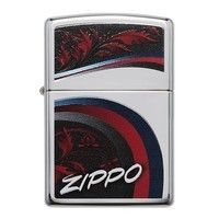 Фото Зажигалка Zippo 29415 Satin and Chrome