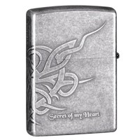Фото Зажигалка Zippo Secret of my Heart ZA-1-31B