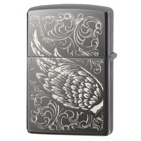 Фото Зажигалка Zippo Filigree Flame and Wing Design 29881