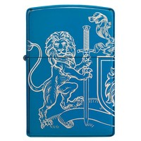 Фото Зажигалка Zippo 20446 Medieval Coat of Arms Design