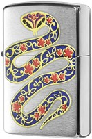 Фото Зажигалка Zippo 28456 YEAR OF THE SNAKE